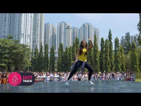 New Choreography To Moombahton Song 'Rajesh'