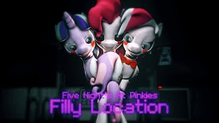 Five Night's At Pinkies - Filly Location [SFM] [HD 60fps] [CC]