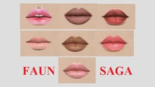 Stardoll lips design(2) by FaunSaga
