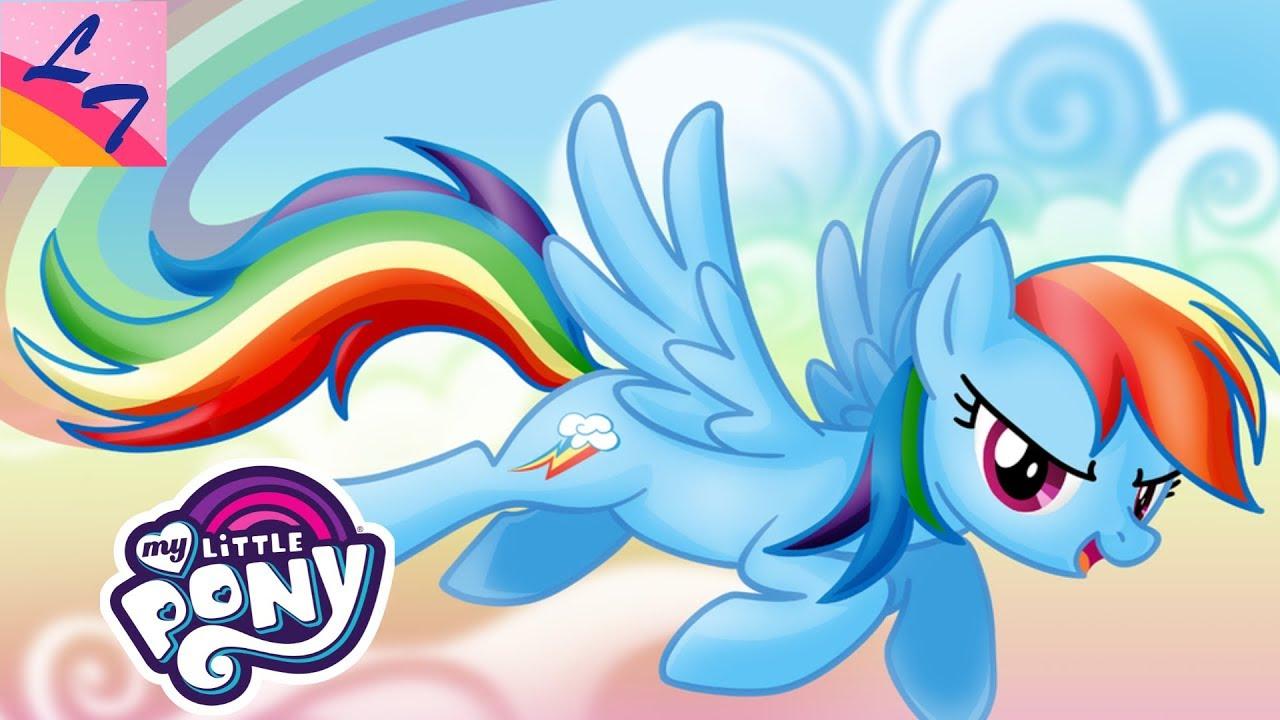 Играть вернём миру цвет пони