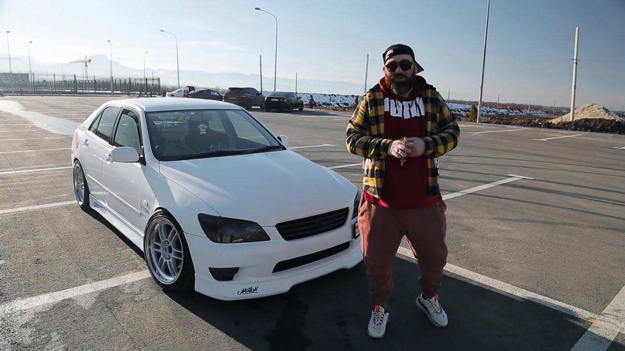 Toyota Altezza - Дрифт корч с легендарным 3UZ-FE!
