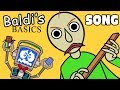 "Capture de la vidéo Baldi's Basics Song ""ruler Of The School"" ► Fandroid The Musical Robot 📏"