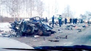 Russian Car Crash Compilation December 29 12 2015