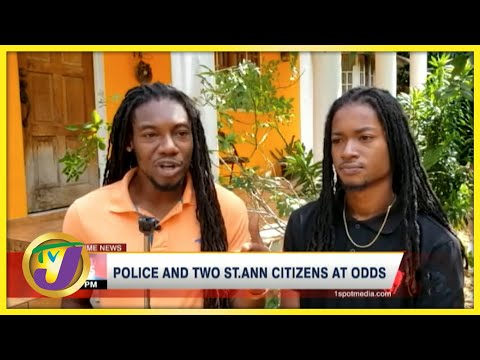 Brothers Alleges Police Brutality   TVJ News - August 9 2021