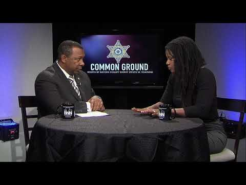 Common Ground feat. Lydia Edwards, Boston City Council District 1 Canidate