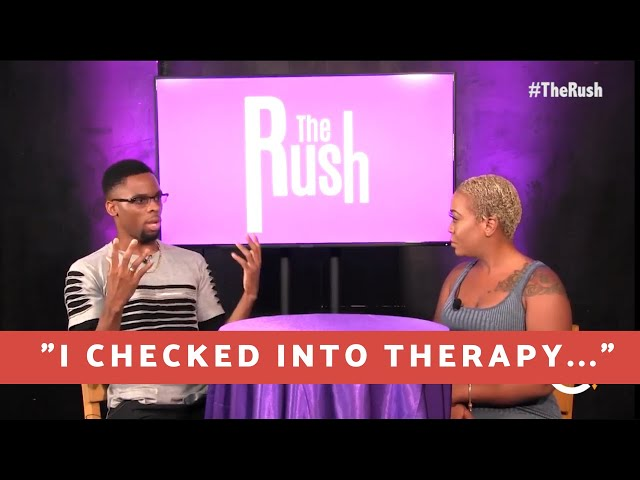 Getting Help For Mental Health| Awareness- The Rush
