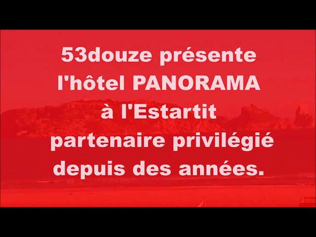 Hôtel PANORAMA à l'Estartit Espagne