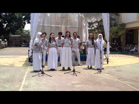 XII-IPA 1 Vocal Grup(yamko rambe yamko & Rumah kita)