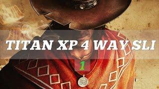 CALL OF JUAREZ GUNSLINGER 8K PC GAMEPLAY - No. 1   TITAN X PASCAL 4 WAY SLI   6950X   ThirtyIR