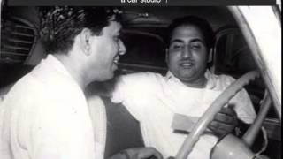 Baazi kisi ne pyar ki jeeti ya haar di ... Nazraana-1961 ... Mohd. Rafi.
