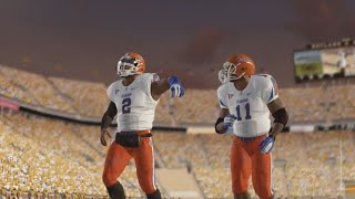 NCAA Football 13 Dynasty Mode: Florida Gators Ep. 9 Another #1 Oppenent Georgia Bulldogs!