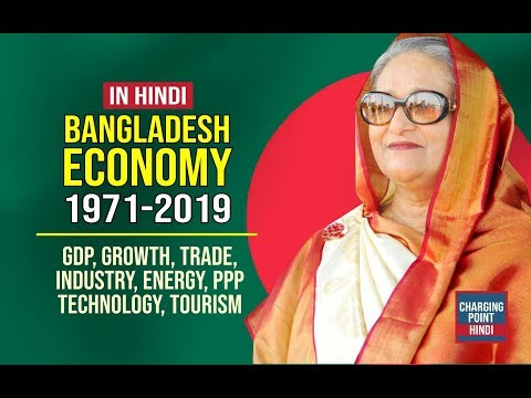 BANGLADESH ECONOMY (1971-2019) : GDP, Growth, Trade, Industry, Technology,  Energy,Tourism