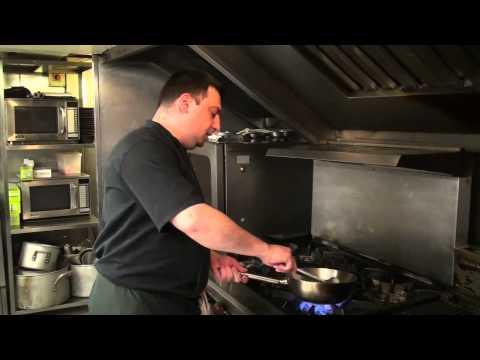 Shack Restaurant Panfried Monkfish