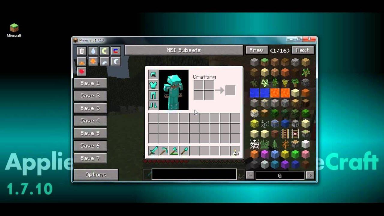 Скачать SnapDoors Mod для Minecraft [1.7.10]