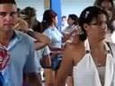 Rueda de casino 1. IPUEC: Raquel Perez . CUBA