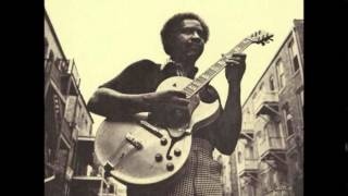Fenton Robinson ~ ''The Getaway'' (Modern Electric Chicago Blues 1974)