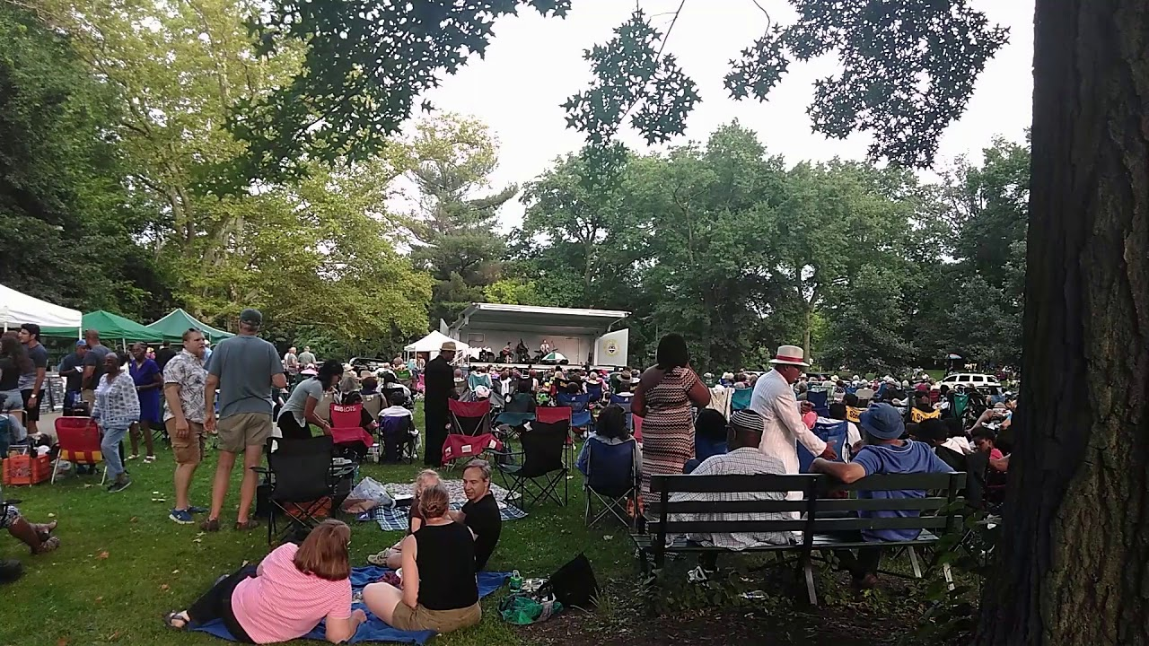Jazz in The Park At Highland Park 2018