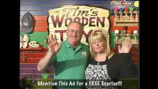 Tims Wooden Toys, Helen Ga