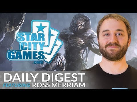 Daily Digest: Slivers with Ross Merriam [Modern]