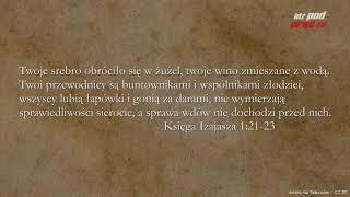 BIBLIA NA CO DZIEŃ: Księga Izajasza #1