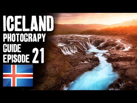 Landscape Photography in Iceland - Episode 21 - Bruarfoss