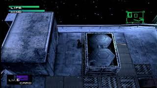 30 - Walkthrough FR l Metal Gear Solid 1 l Tutorial de Boss 6 : Hind-D