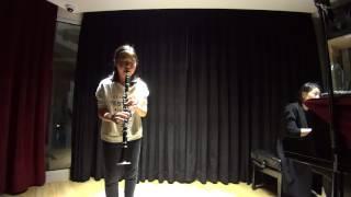 Krommer concerto op.36 이지현(초6) 2017 이화경향 콩쿠르 1등