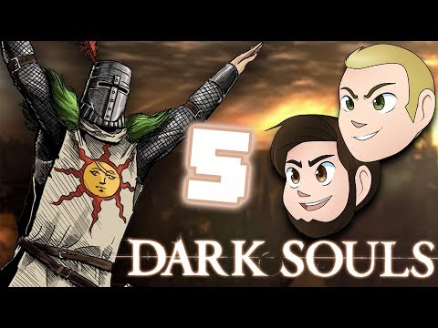 Dark Souls: MUSCLES - EPISODE 5 - Friends Without Benefits