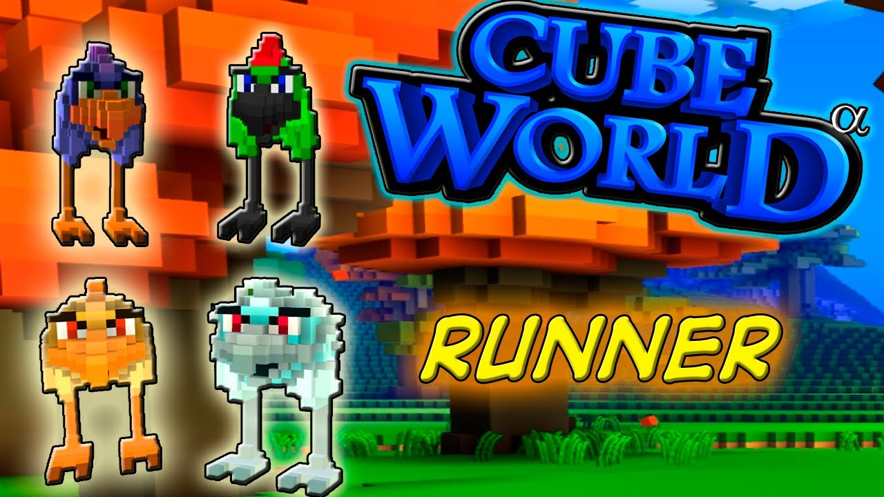 Cube World How To Get Pet Food