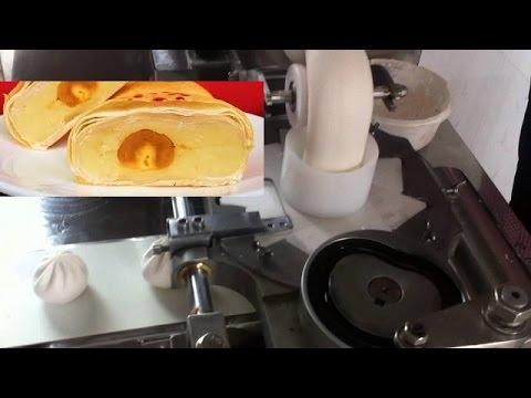 Máy làm bánh Pía sầu riêng