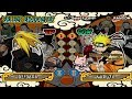 Naruto Shippuden: Ultimate Ninja 4 Opening and All Characters [PS2]