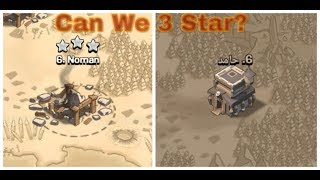 Can We 3 Star No 6 Player? | Clash Of Clans Gameplay