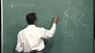 Mod-01 Lec-02 Basic Ideas of Applied Linear Algebra