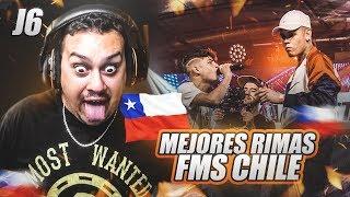 EL MENOR EN MODO SUPER DIOS 😱| LAS MEJORES RIMAS DE FMS CHILE 🇨🇱JORNADA 6 *IMPRESIONANTE*