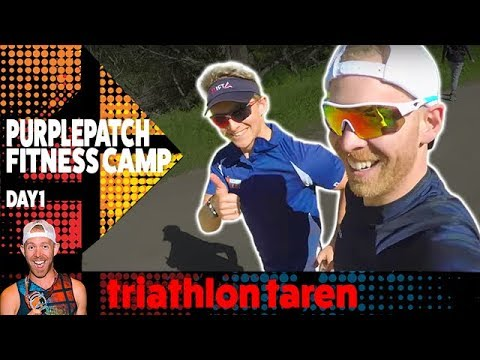 PURPLEPATCH FITNESS Triathlon Training Camp DAY 1: Low vs High Cadence Cycling