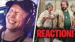 Nostalgie!😂 REAKTION auf Bud Spencer & Terence Hill ❘ MontanaBlack Reaktion