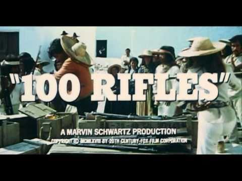 100 RIFLES - TRAILER