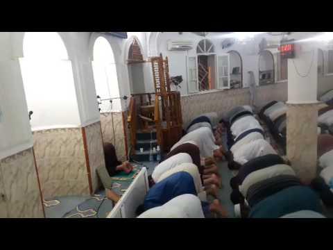 صلاة التراويح من مسجد الفتح آرزيو رقيق عبد الكريم الليلة الثالثةرمضان2017