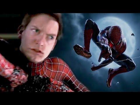 Las mejores (y peores) escenas CGI de Spider-Man