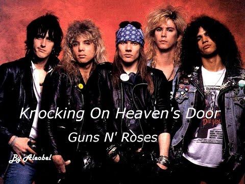 Guns N' Roses - Knocking On Heaven's Door - Traduzione In Italiano