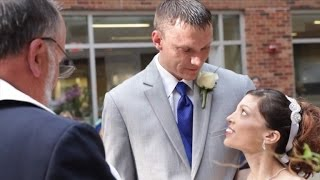 Nurse Plans Hospital Wedding For Bride After Terminal Stomach Cancer Diagnosis