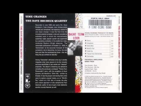 Dave Brubeck quartet - Time changes 1964