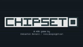 Chipset-0 Walkthrough (All Endings)