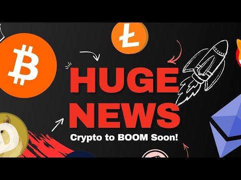 Cryptocurrency BOOM Soon 🔥Good News Cardano, Wazirx(WRX), Ethereum, bitcoin news today🤘