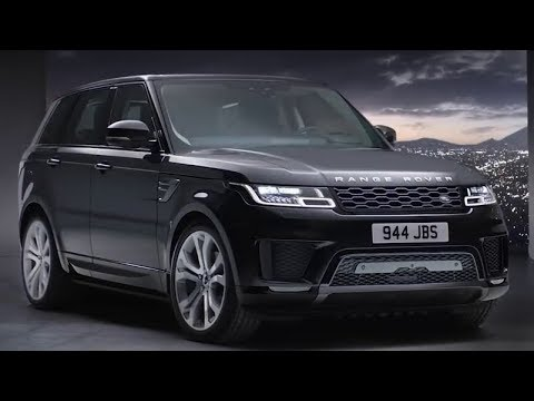 New 2018 Range Rover Sport Accessories - All You Need To Know