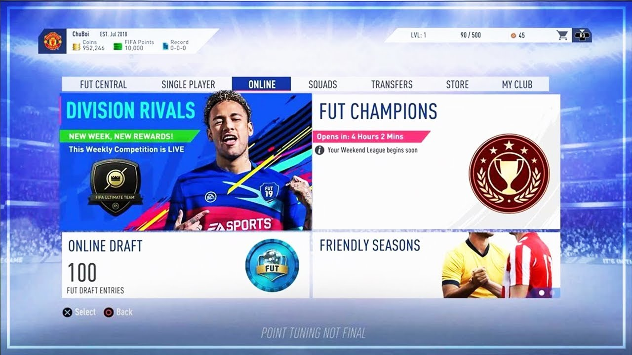 Image result for fifa 19 division rivals