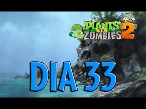 Plants Vs Zombies 2 - [Mares Piratas / Dia 33]