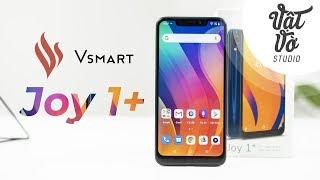 Mở hộp Vsmart Joy 1+ bản thương mại