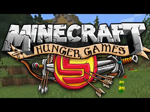 Minecraft: MORNING HUNGER - Hunger Games Survival w/ CaptainSparklez