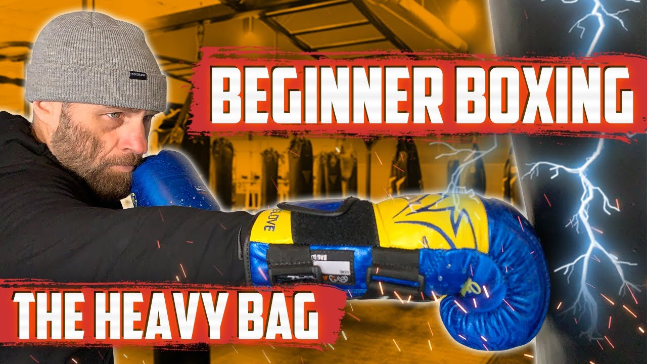 Boxing Training for Beginners | The Heavy Bag